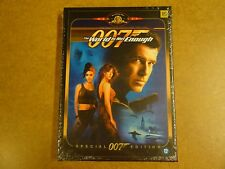SPECIAL EDITION DVD / JAMES BOND 007 - THE WORLD IS NOT ENOUGH