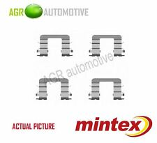 MINTEX FRONT BRAKE PADS ACCESORY KIT SHIMS GENUINE OE QUALITY - MBA1696