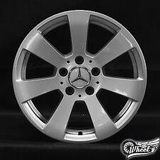 1x Mercedes Benz C-Klasse W204 16 Zoll Alufelge A2044011002 Wheel 6Jx16 ET39