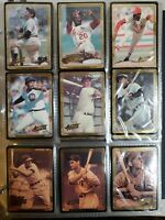 1992 Action Packed Baseball Series 1 Complete 84 Card Set- NICE!!