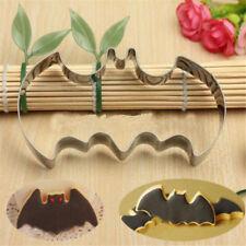 2 St. Edelstahl Fledermaus Form Cutter Mold für Cake Cookie Gemüse Reis