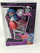 2011 1st Release Monster High Dawn of the Dance Ghoulia Yelps Doll & DVD (Kim)