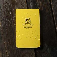 Rite in the Rain Yellow Field Flex Journal #378