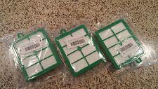 3 hepa Eureka HF1 & Electrolux S Vacuum Filter H13 SP012 H12 60286A EL012W EL020