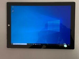 "Surface Pro 3 -ram 8 go - 256 go 12,3"" - I5-4300U 2,50 GHz- bug tactile-(defaut)"