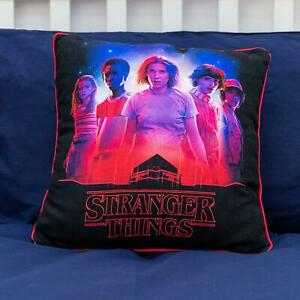 Stranger Things Darkside Square Cushion Matches Bedding Netflix TV
