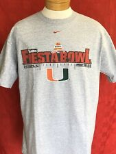 2003 Tostitos fiesta bowl 2003 Miami Ohio state national championship T-shirt UM