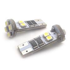 2x Blue 8 SMD LED Side Light W5W T10 501 For BMW 1 3 5 7 X3 X5 Z3 Z4 CPSL1016B