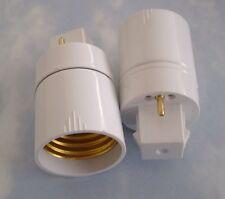 ONE (1) Adapter (Converter)  to use regular CFL bulbs in an Aerogarden