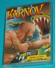 Karnov - Commodore 64-128 C64 - PAL