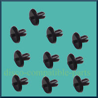 Land Rover Defender Plastic Wheel Arch Rivets AFU1075 x 10