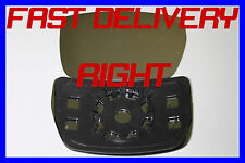 IVECO DAILY 2006+ WING MIRROR GLASS  RIGHT CONVEX BOTTOM