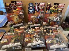 Marvel Legends: Build A Figure: Armin Zola: Complete Set