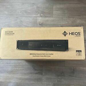 Denon HEOS Drive HS2 Multi-Room Audio Streaming Amplifier