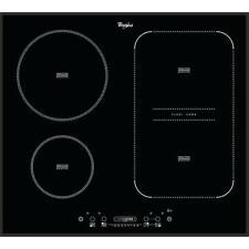 Whirlpool - ACM 816/BA Built-in 60cm Induction Kitchen Hob Black Glass