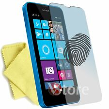 4 Pellicola Opaca Per Nokia Lumia 630 - 635 Antiriflesso Antimpronta Pellicole