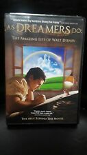 As Dreamers Do: The Man Behind The Mouse Life Of Walt Disney Dvd