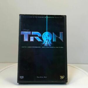 Used - TRON - 20th Anniversary Special Release - DVD