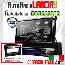 "AUTORADIO 7"" Touch Navigatore MP3 Lancia Y Ypsilon dal 2012 DTV OBD DVD VIDEO -"