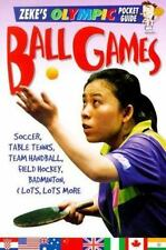 Ball Games: Soccer, Table Tennis, Handball, Hockey, Badminton, and Lots, Lots M
