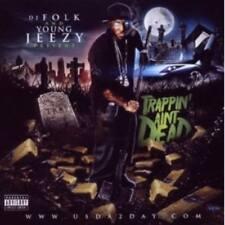 Young Jeezy - Trappin' Ain't Dead LIL' WAYNE JAMIE FOXX CD NEU OVP
