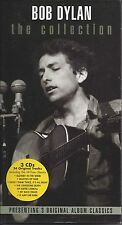 Bob Dylan - The Collection, Vol. 2 Longbook cd box with 3 albums