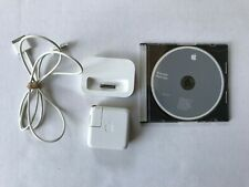 Apple iPhone iPod 30-Pin Docking Station Cradle with Firewire Cable and Adapter