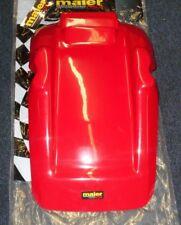 HONDA ATC250R ATC 250R 1981-1982 MAIER FRONT RED LOUVER VENTED FENDER120302
