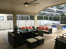 "ORLANDO FL VACATION~LUXURIOUS HOME W/POOL & SPA. Everything is better ""HOMEMADE"""