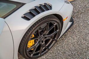 Vorsteiner Aero - Lamborghini Huracan Novara Edizione Front Fender Genuine