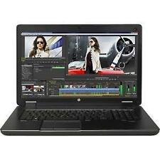 HP Zbook 17 G2 17.3in. (256GB, Intel Core i7 4th Gen., 2.8GHz, 16GB) SIC5600