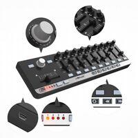 Worlde EasyControl.9 Mini USB 9 Slim-Line Control MIDI Controller Keyboard I9W9