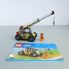 LEGO CITY 60200: CAPITAL CITY TELEHANDLER *BRAND NEW*