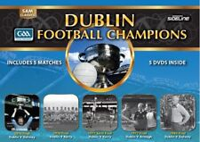 Dublin GAA Football Champions - 5 Disc DVD Set - Pre Order August 2018