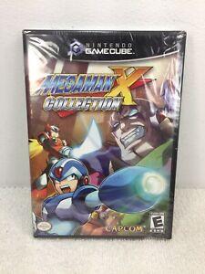 Nintendo GameCube Game Megaman X Collection Brand New Sealed MIB
