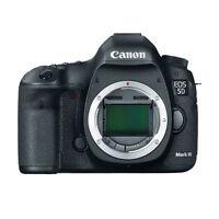 Canon EOS 5D Mark III DSLR Camera Body/Canon 5D Mark III With 24-105mm f/4L Lens