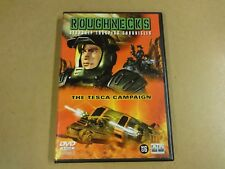 DVD / ROUGHNECKS - STARSHIP TROOPERS CHRONICLES - THE TESCA CAMPAIGN