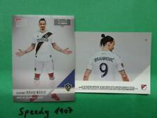 Topps Now Limited Edition 11 Zlatan Ibrahimovic 23 March Joins Los Angeles
