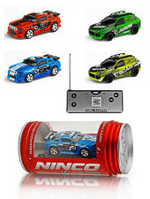 Ninco Nh93066. mini coche radiocontrol Energy. escala 1/54. presentado en lata
