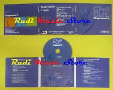 CD CHILL OUT 3 NIGHT VIBE compilation PROMO 03 ELLA FITZGERALD RADAR KINOBE (C3)