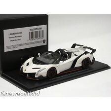 Lamborghini Veneno Roadster White KYOSHO MODELS 1/43 #05572W