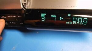 bose lifestyle 20 6ch display refurb repair service 1yr warranty