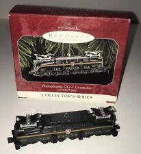 Lionel Train Pennsylvania Gg-1 Locomotive - 1998 Hallmark Ornament Mib