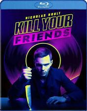 KILL YOUR FRIENDS (Ed Skrein) - BLU RAY - Region Free - Sealed