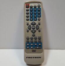 PROTRON DVD Remote Control AVION DP200 PD007 PD800 PD1100 DP PD 200 007 800 1100