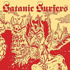 SATANIC SURFERS - BACK FROM HELL   CD NEUF