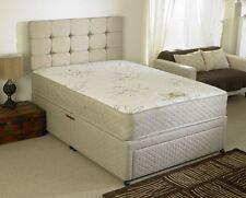 Memory Foam Divan Beds Mattresses with Headboard