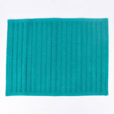 Vorleger Badvorleger Badematte smaragdgrün 50x70cm