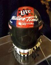 RUSTY WALLACE NASCAR ACTION 1/4 SCALE HELMET ELVIS PRESLEY MILLER LITE 1 of 10k