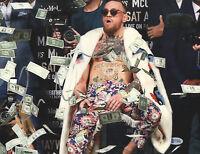 MMA CONOR MCGREGOR SIGNED 11x14 UFC PHOTO AUTHENTIC AUTOGRAPH BAS BECKETT COA 10